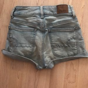 American Eagle Outfitters Shorts - American Eagle jean shorts!!